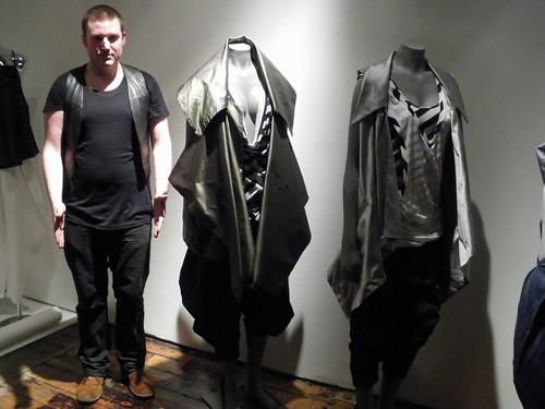 Evan Biddell's OZ Studio Boutique