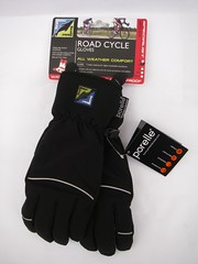 "Luvas ""Road Cycle"" da SealSkinz"