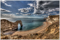 94/365 - HDR - Durdle Door.@.1200x800 (Pawel Tomaszewicz) Tags: door uk wallpaper england sky beach colors beautiful clouds photoshop canon portland photo sand europe angle image photos wide picture wideangle ps images x dorset gb 1200 800 hdr hdri lulworth iphone pawel durdle ipad neatimage chmury 3xp photomatix greatphotographers wyspa wyspy eos400d 1200x800 hdraward todaysbest tomaszewicz paweltomaszewicz