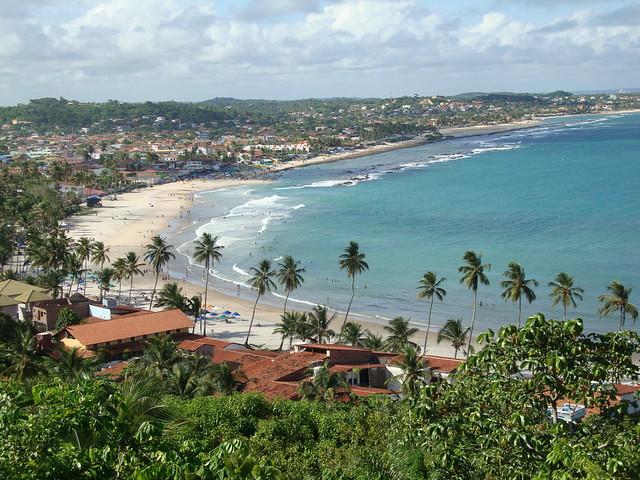 Praias do Nordeste brasileiro
