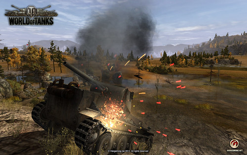 World of Tanks Screenshot
