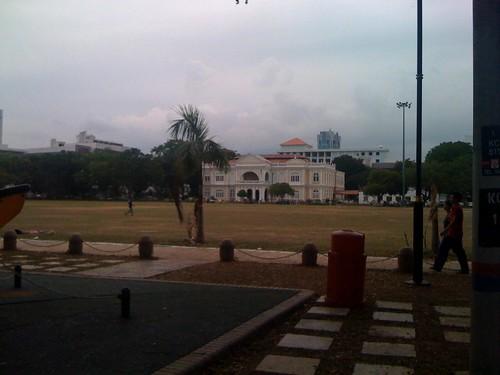 Padang Kota Lama