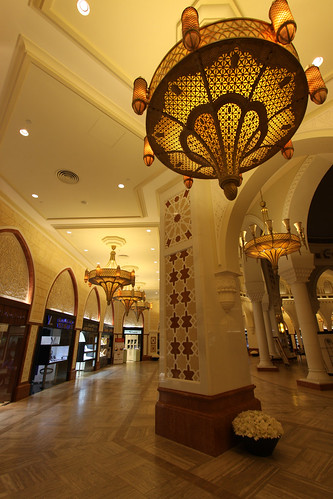 Dubai Mall Gold Souk Hall