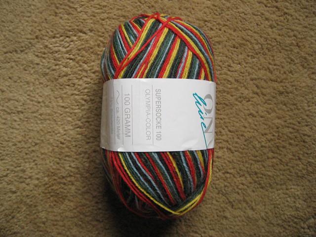 Online Supersock Olympia Color 704 by kachelmeier