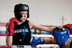 Saturday's Boxing competition (.Piotrek) Tags: club canon eos 50mm coach fight lowlight f14 contest poland krakow tournament boxer boxing ef sparring wisła wisla cracovie boks 40d