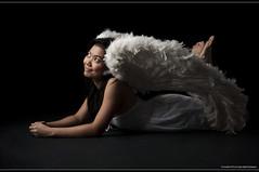 "Time to fly (Best View in Large) (LemzKi c,"")) Tags: portrait monochrome beautiful angel studio asian model nikon singapore pretty jean holy portraiture pinay filipina lowkey d90 asianmodel strobist singaporeimages 18105mm nikond90 pinaymodel lemz"