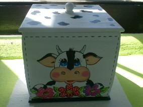 Saleiro Happy cow