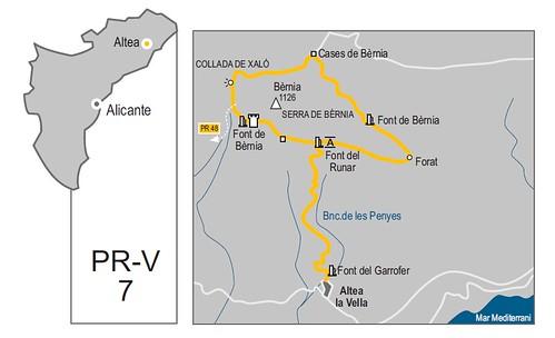 PR-CV 7