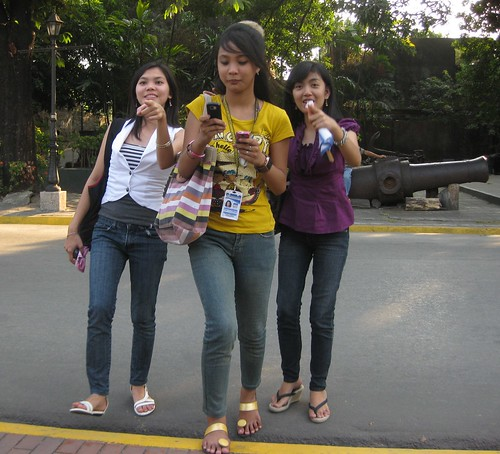 filipina manila Girl in