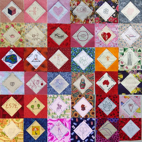 My future siggy quilt to be...
