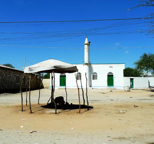Hargeysa (Somaliland/Somalia) - My favourite mosque