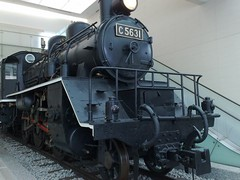 C5631 locomotive