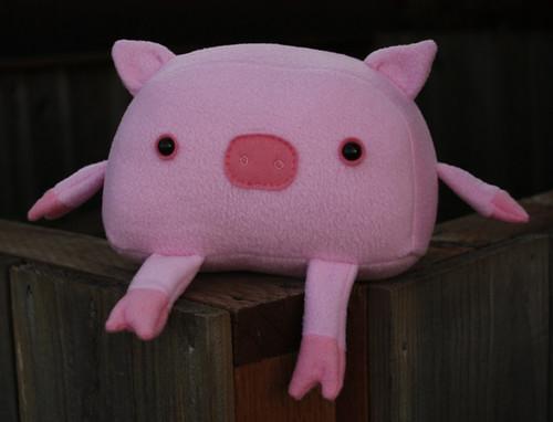 Flying Pig - front