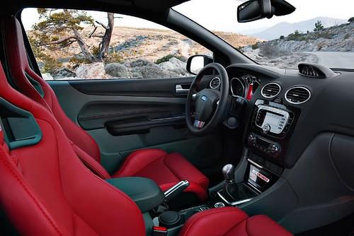 Ford RS 500 resimleri.