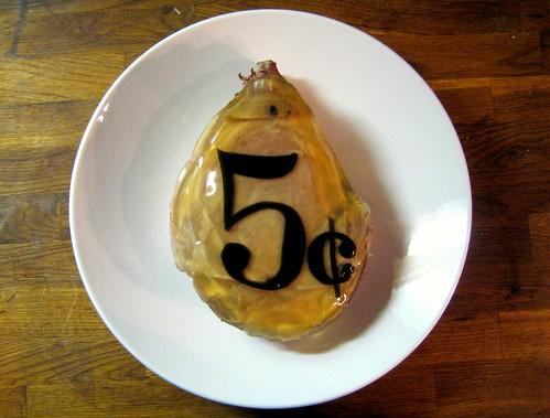 5 Scented Ham in Aspic
