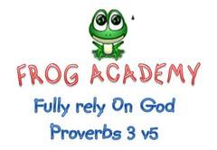 FROG Academy LOGO