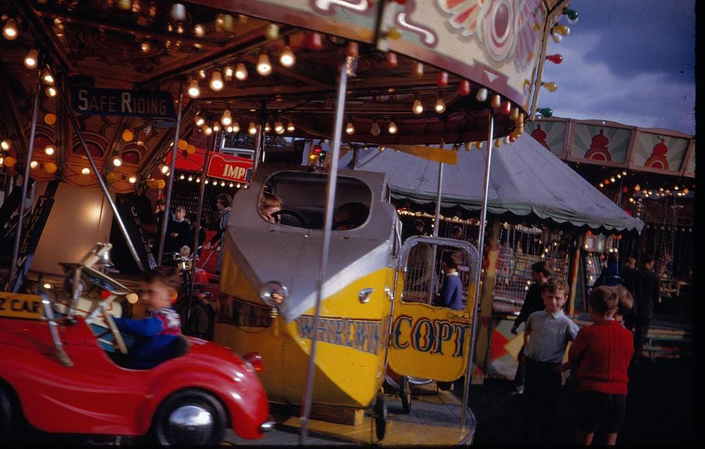 The Shows Overtoun Park 1965