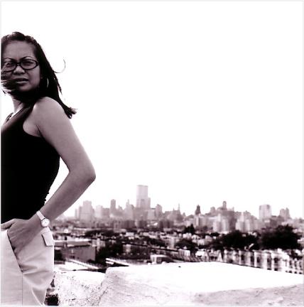 me in Park Slope, pre 9/11