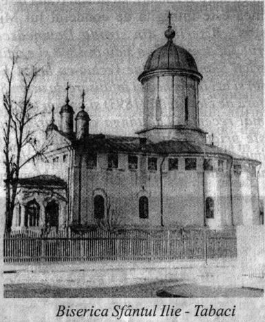 Biserica Sfantul Ilie Tabaci - 1935