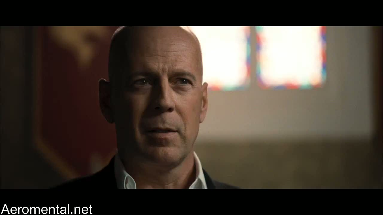 The Expendables Bruce Willis