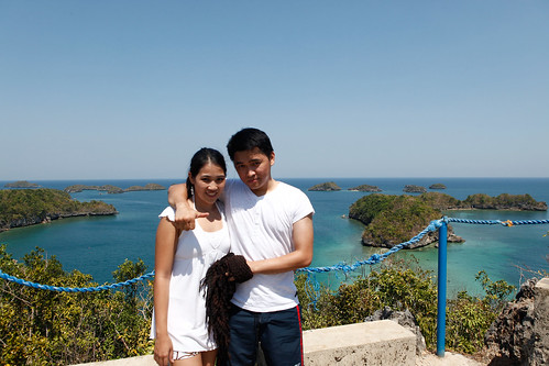 Hundred Islands: View from the top