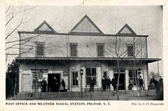 Pelham Post Office (c.1918)