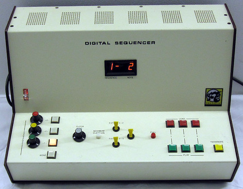 Oberheim DS-2a Digital Sequencer