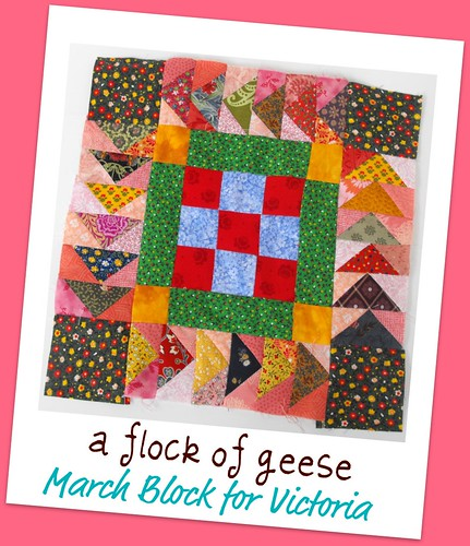 March Block Victoria - Michele