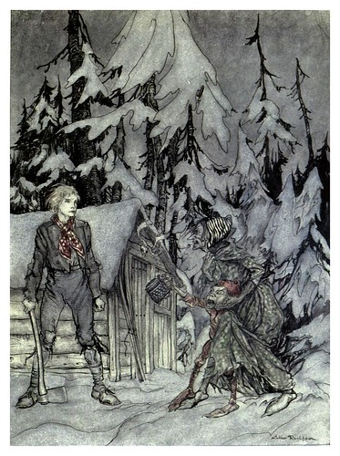 019-Peer Gynt  a dramatic poem - Arthur Rackham