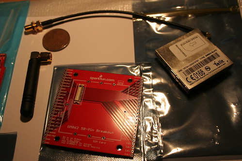 Telit GM862 - GSM and GPRS module