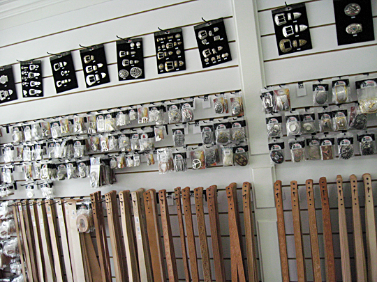 Tandy Leather Shop 3
