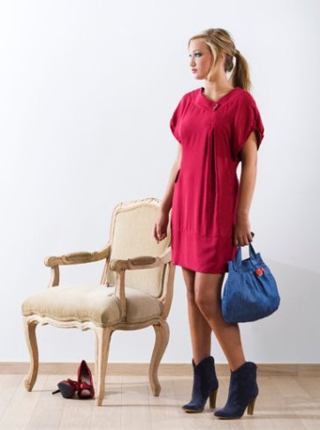 Moda mujer verano 2010, ropa para mujer de Foret Féerique