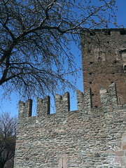 Springly Italian Trip for a medieval castle... Do you know Fénis? Photo