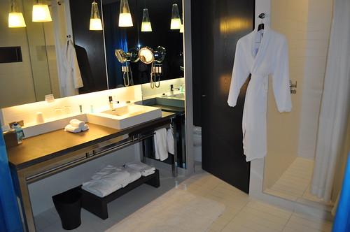 Baño de la habitación Mega Room