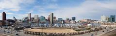 Baltimore City Panoramic (Soundman1488) Tags: city chris harbor nikon kaskel hill maryland baltimore panoramic inner federal d5000