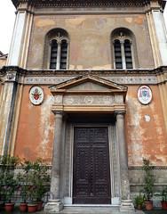 Santa Pudenziana Facade