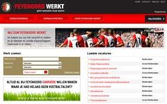 Feyenoord Werkt: het detacheringsbureau waarmee de voetbalclub samenwerkt