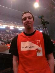 World Vision Volunteer