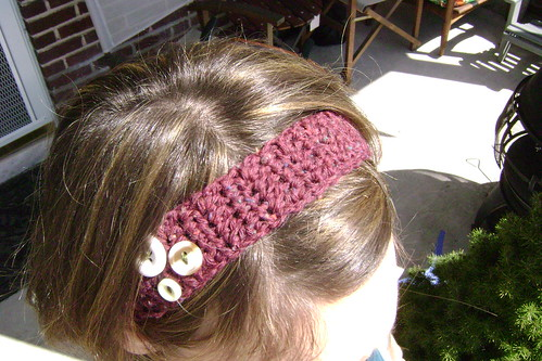 headband for Erica