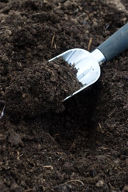 amending garden soil 7