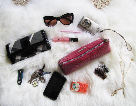 loveMaegan+In my bag