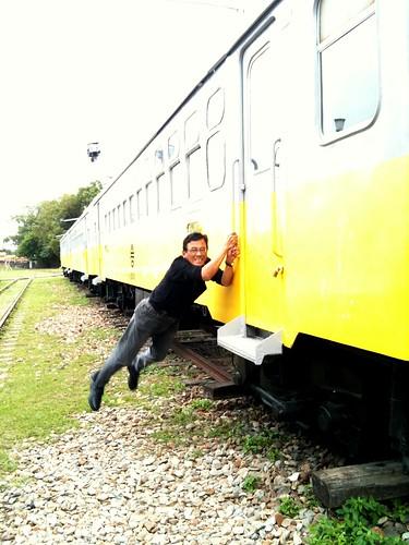 台東趕火車