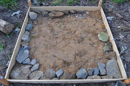 石窯作りに挑戦
