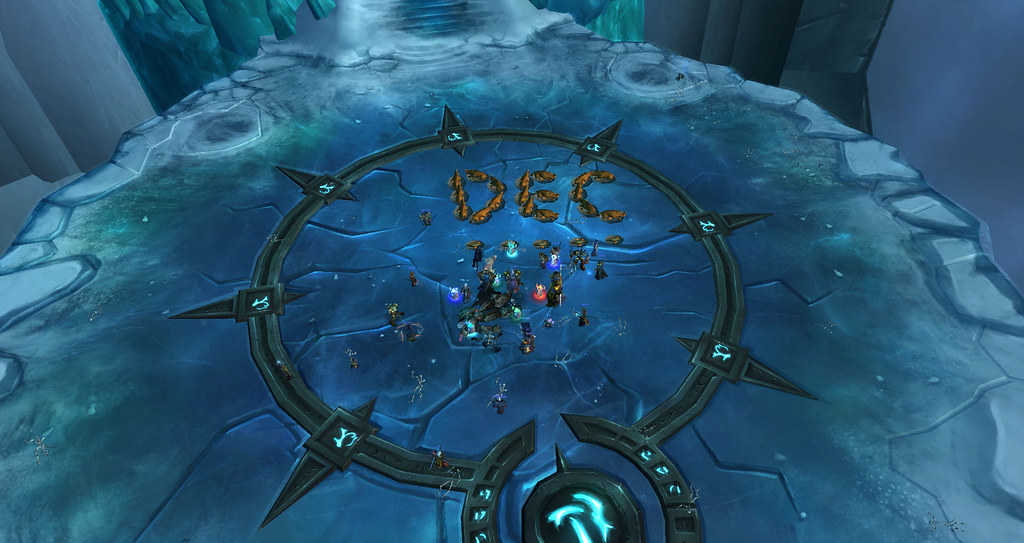 DEC owns the Lich King