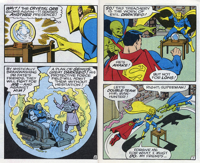 Super Powers - 15 - Doctor Fate - 04