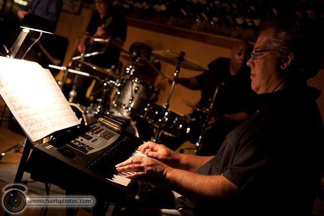 Paul Seaforth's Mo Sax at Dizzy's 41710 © Michael Klayman-052