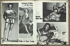 IMG_4648 (Fabulous Marvelous Scandalous) Tags: blackandwhite color sexy feet stockings vintage mediumformat magazine nude photography foot high toes breast tits boobs sneakers thigh thighs 1967 heels californiagirls elmer sneaky succulant nylons vol1 no7 batters elmerbatters royalorderofthegarter skirtsthatflirt