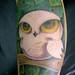 Tatuagem Coruja Owl Tattoo