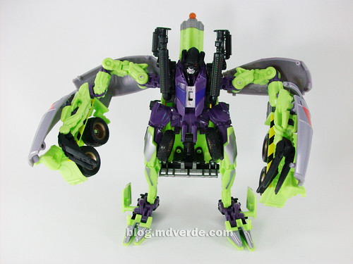 Transformers Mixmaster RotF Voyager (G1 deco) - modo robot