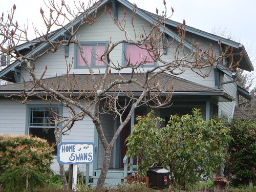 Forks: Bella's House